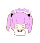 ヲタクな女の子(個別スタンプ:05)