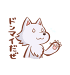 黒ずきんちゃんと銀色のおおかみさん(個別スタンプ:10)