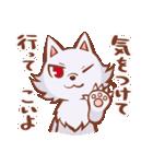 黒ずきんちゃんと銀色のおおかみさん(個別スタンプ:14)