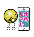 最恐ゴルフ部のスタンプ3(個別スタンプ:06)