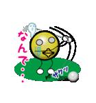 最恐ゴルフ部のスタンプ3(個別スタンプ:12)