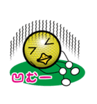 最恐ゴルフ部のスタンプ3(個別スタンプ:18)