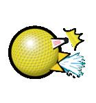 最恐ゴルフ部のスタンプ3(個別スタンプ:19)
