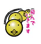 最恐ゴルフ部のスタンプ3(個別スタンプ:38)