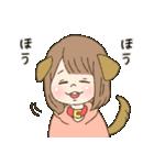 ◎忠犬彼女◎(個別スタンプ:07)