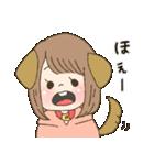◎忠犬彼女◎(個別スタンプ:36)