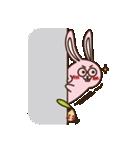 はきはきしたウサギ(個別スタンプ:13)