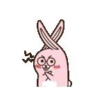 はきはきしたウサギ(個別スタンプ:15)
