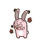 はきはきしたウサギ(個別スタンプ:22)