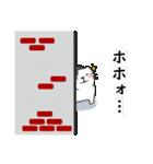 くま・キツネ・ネコものがたり(個別スタンプ:13)