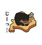 くま・キツネ・ネコものがたり(個別スタンプ:23)