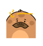 カモノハシのオエちゃん(個別スタンプ:05)