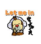 きっちょもんの大分弁スタンプ【英語訳版】(個別スタンプ:04)