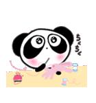 ぱんだのぴ〜ちゃん♪ ソーイング♡New(個別スタンプ:28)