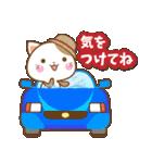 子犬と子猫の【真夏&秋】(個別スタンプ:28)
