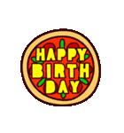 【動く★HAPPY BIRTHDAY】シンプルめ(個別スタンプ:12)