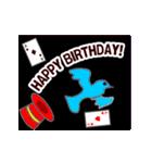 【動く★HAPPY BIRTHDAY】シンプルめ(個別スタンプ:21)