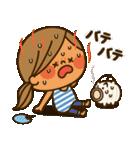 かわいい主婦の1日【さわやかサマー編】(個別スタンプ:13)