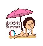 大人ぷりてぃマダム[夏](個別スタンプ:06)