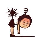 大人ぷりてぃマダム[夏](個別スタンプ:15)