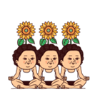 大人ぷりてぃマダム[夏](個別スタンプ:24)