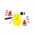 セキセイインコのきいちゃん(個別スタンプ:05)