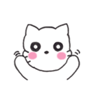 赤ちゃんねこマフィン(個別スタンプ:01)