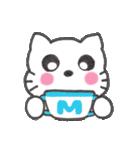 赤ちゃんねこマフィン(個別スタンプ:09)