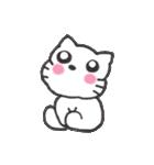 赤ちゃんねこマフィン(個別スタンプ:38)