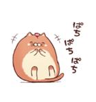 にゃんぱん!(個別スタンプ:22)