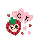 ラブリーいちごちゃん♥(個別スタンプ:06)
