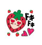 ラブリーいちごちゃん♥(個別スタンプ:07)