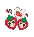 ラブリーいちごちゃん♥(個別スタンプ:08)
