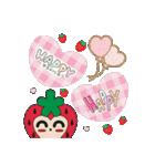 ラブリーいちごちゃん♥(個別スタンプ:32)