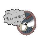 WanとBoo (ハードボイルド編)(個別スタンプ:06)