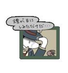 WanとBoo (ハードボイルド編)(個別スタンプ:25)