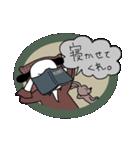 WanとBoo (ハードボイルド編)(個別スタンプ:39)