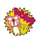 プッチ&ビビ(個別スタンプ:01)