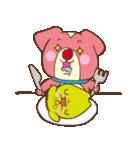 プッチ&ビビ(個別スタンプ:25)