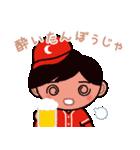 ゆる〜い広島弁スタンプ(男子編2)(個別スタンプ:30)