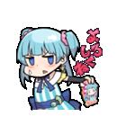 マギアレコード 魔法少女まどか☆マギカ外伝(個別スタンプ:17)