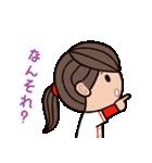 ゆる〜い広島弁スタンプ(女子編2)(個別スタンプ:22)