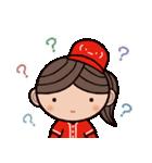 ゆる〜い広島弁スタンプ(女子編2)(個別スタンプ:35)