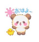 Babyぱんださん(個別スタンプ:01)