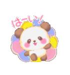 Babyぱんださん(個別スタンプ:02)