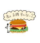 WanとBoo (パン編)(個別スタンプ:15)