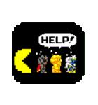 パックマン&ファミスタ【BNE×UE】(個別スタンプ:06)
