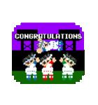 パックマン&ファミスタ【BNE×UE】(個別スタンプ:20)