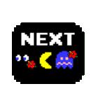 パックマン&ファミスタ【BNE×UE】(個別スタンプ:22)