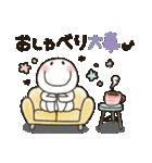 まるぴ★敬語で長文(個別スタンプ:21)